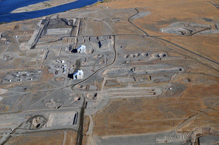 100D and DR Reactors