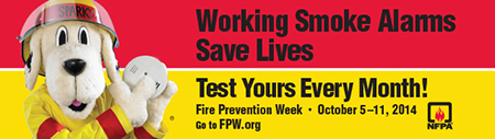 Fire Preventiopn Week