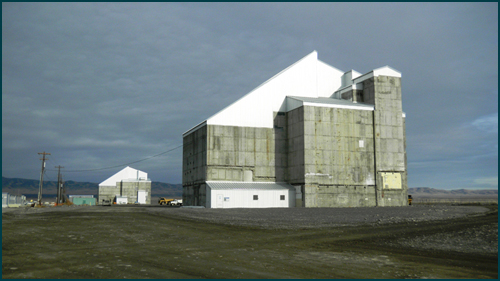 D and DR Reactor