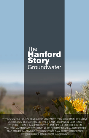 Hanford Story GroundWater Poster