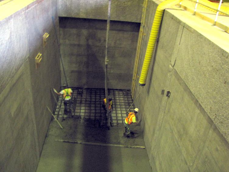 kwbasin sludge treatment project hanford site