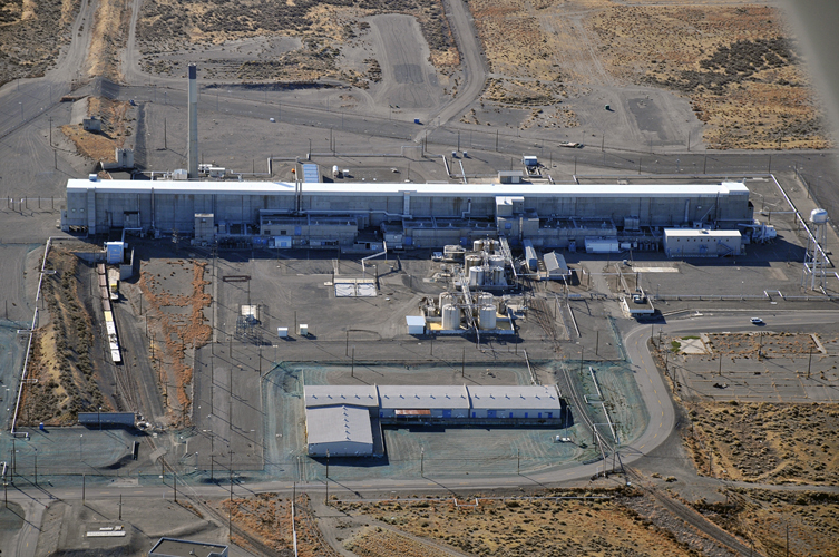Plutonium Uranium Extraction Plant (PUREX)