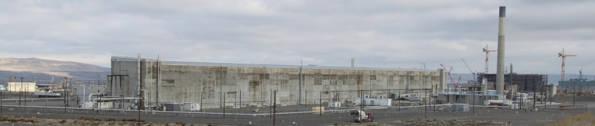 The Plutonium Uranium Extraction Plant was the fifth and final chemical processing facility built at Hanford.