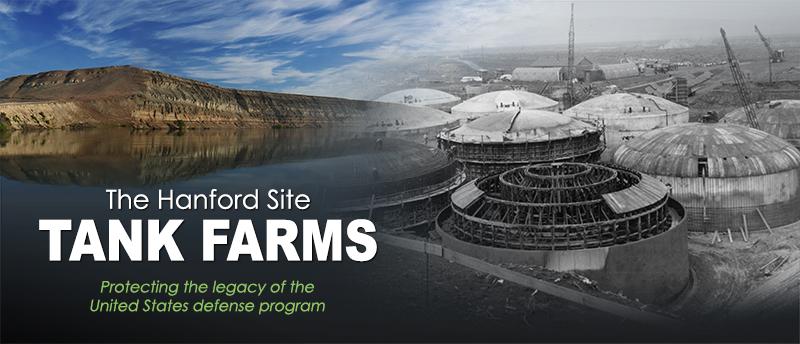 Tank Farms Hanford Site
