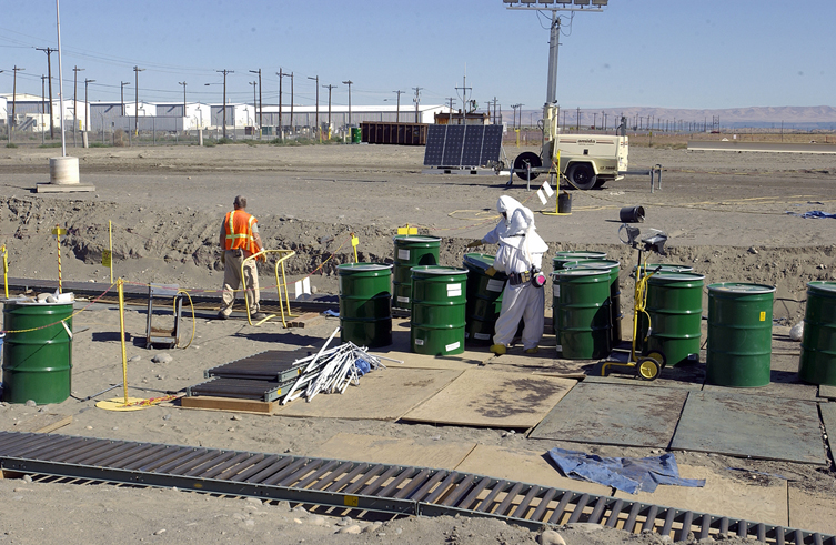 Transuranic Waste Retrieval and Certification